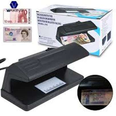 COUNTERFEIT MONEY DETECTOR image 1