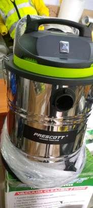 Prescott Vacuum cleaner dry& wet image 1