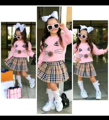 Unique classy teen and little girls clothes image 4