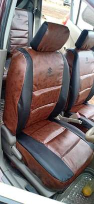 Elegant car seat covers image 7