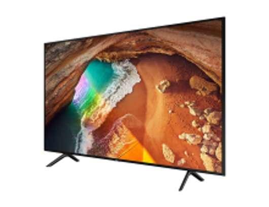 Samsung  55 QLED Flat, QSmart, QPicture, QStyle TV image 1