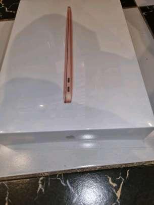 Apple  Mac bookAir MI 8gb ram 256gb storage image 1