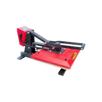 Heat Press Machine 15×15 Red image 1