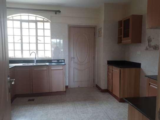 3 bedroom apartment + DSQ for rent in Kileleshwa image 7