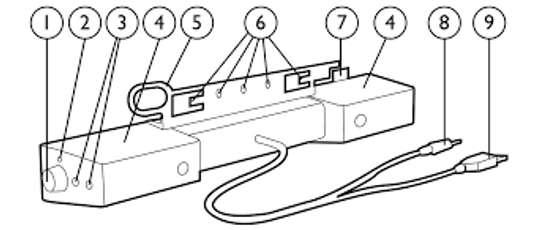 HP LCD Sound Bar System model NQ576AT image 3