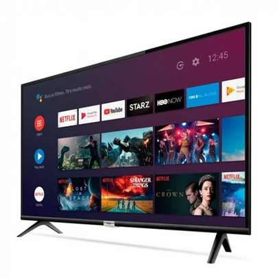 TCL 49 inch smart Android 4k TV image 1
