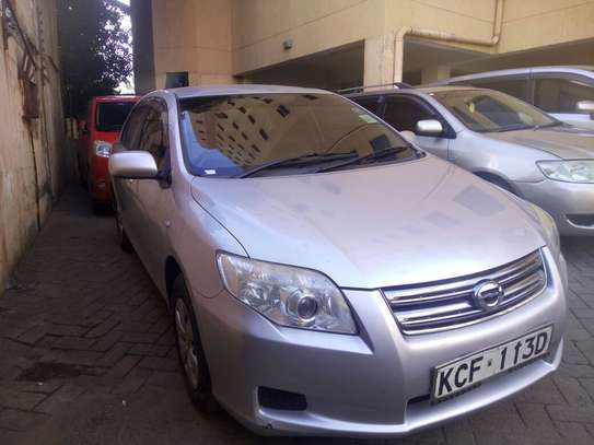 Toyota Axio for Hire
