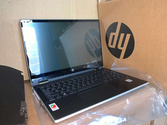 HP Pavilion 14 x360 with Core i5 10th Gen 16GB RAM, 1TB HDD + 128GB SSD image 6