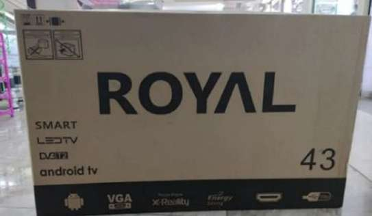 """Smart LED 43"""" Android Tv image 1"""