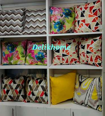 Pillowcase and Cushions