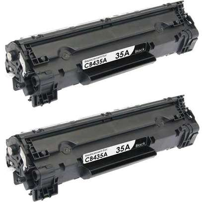 P1005 LaserJet  toner cartridge black CB435A image 3