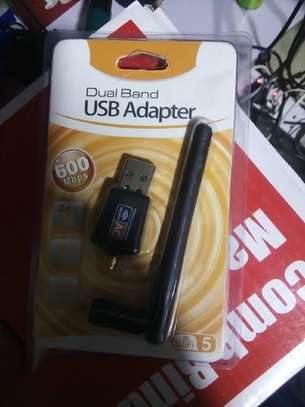usb adapter 600mbps image 1