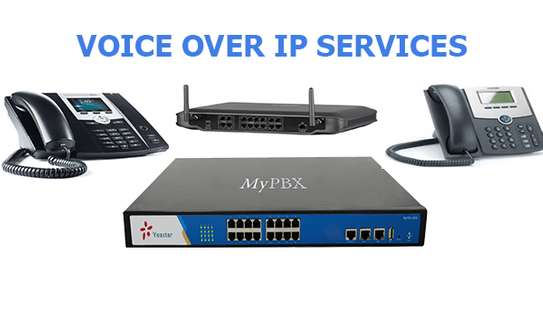 Voice Over IP [VoIP] Services