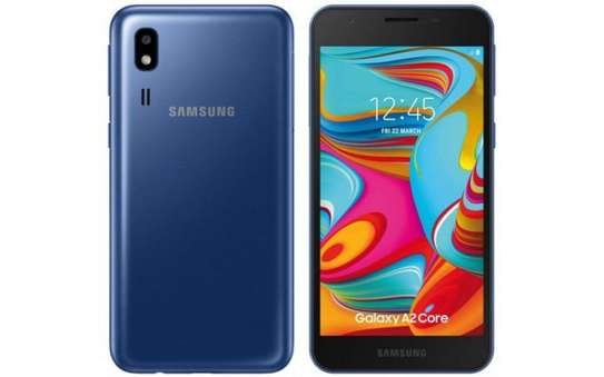 Brand New Samsung A3 Core at shop with 2 years warranty image 1