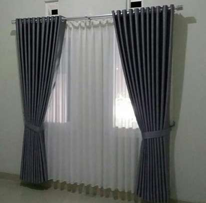 colourful curtains and sheers. image 4