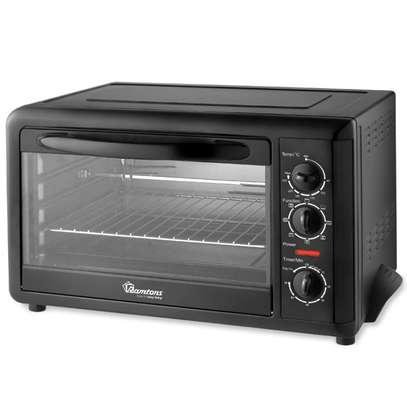 OVEN TOASTER FULL SIZE BLACK- RM/342 image 2