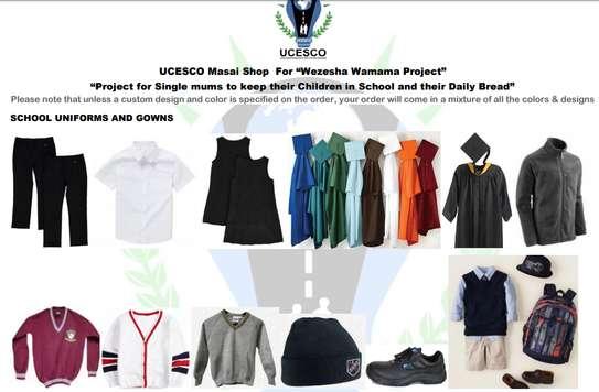 UCESCO Affordable African Vitenge and design image 5