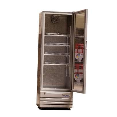 Glass door fridge/drinks display chiller SC-310 image 2