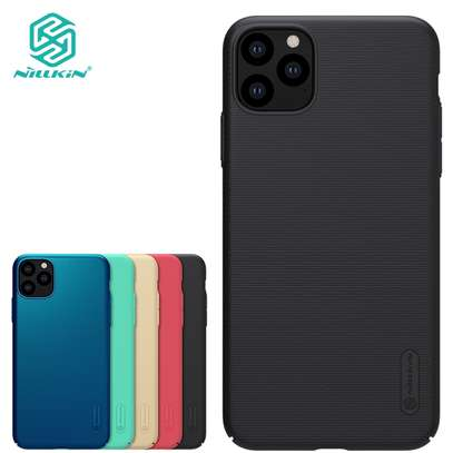 NILLKIN Super Frosted Shield Plastic Protective Case For Apple iPhone 11 iphone 11 Pro iPhone 11 Pro Max image 2