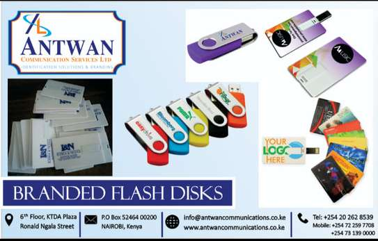 Branded Flash Disks image 1