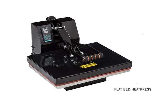 flatbed heat press machine image 2