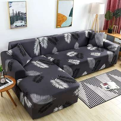 Turkish elastic couch covers image 1