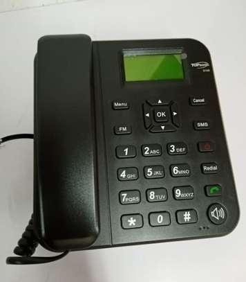 Topsonic deskphone s100 image 1