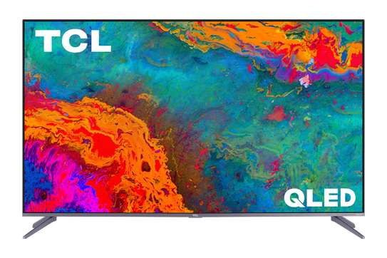 TCL 50 inch smart Android TV (QLED) image 1
