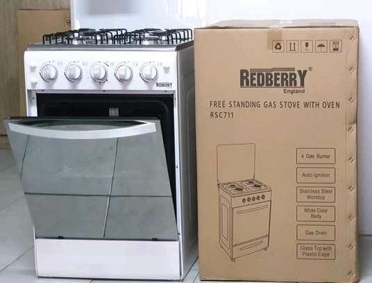 Gas cooker/Free stand gas with Oven/4pc burner gas stove image 5