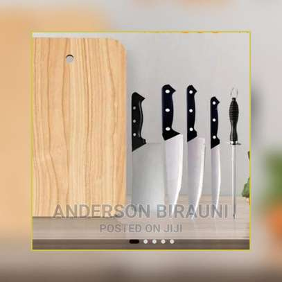 Rashnix Knife Set image 1