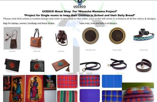 UCESCO Affordable African Vitenge and design image 4