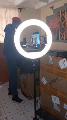 14 Inch - 36cm Ring Light With Remote Control & Strobe Function image 3