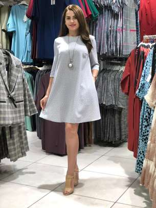 Women Latest dresses casual formal daily office wear for sale at affordable price image 5