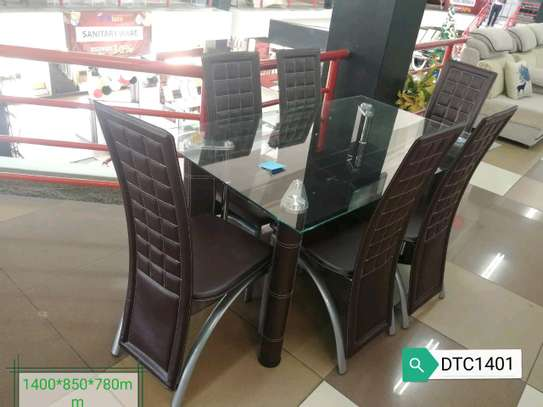 Dining set for 6 people image 1