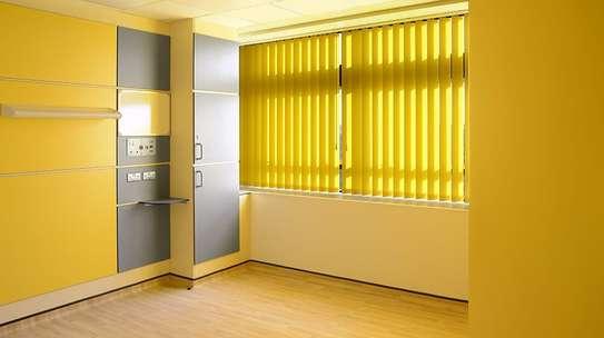 VERTICAL BLINDS/OFFICE BLINDS image 7