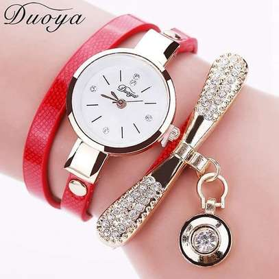 Ladies Casual Women Bracelet Watches