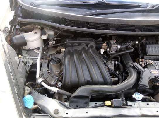 Nissan Note 2009 model on quick sale image 12