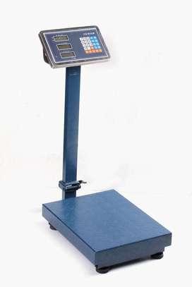 hot sale tcs electronic platform scale 300kg balance scale image 1