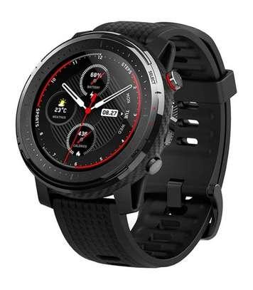 Amazfit Stratos 3 Smart Watch GPS 5ATM Bluetooth Music Dual Mode 14 Days Battery Smartwatch image 6