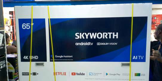SKYWORTH 4K UHD SMART 65INCH TV