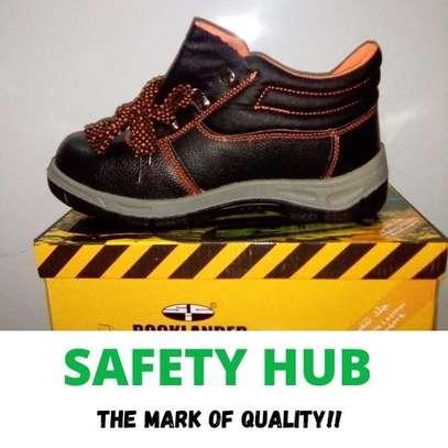 Rocklander industrial work boots image 1