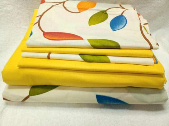 COTTON BEDSHEETS image 1