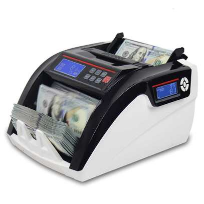 5800D UV/3MG LCD Display With 3 Magnet Multi-Currencies Counting Machine image 1