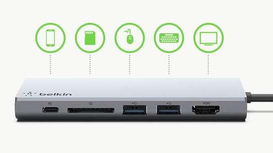 Belkin USB-C Multimedia Hub image 2