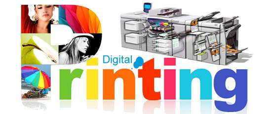A3 Full Color Digital Printing Bulk Photocopy, And Branding Services