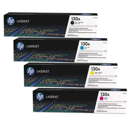 Original Hp toners available image 4