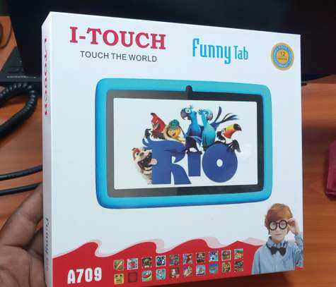 I-TOUCH KIDS TABLET image 1