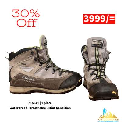 Hiking Boots - Various Sizes and Brands