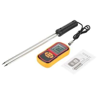 GM640 Portable Digital Backlit Grain Moisture Meter for Multiple Grains image 4