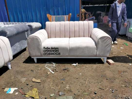Two seater sofa/classic two seater sofa designs image 1